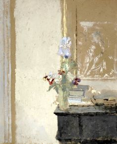 "Seeker of Truth, Beauty and Wisdom | alongtimealone: Edouard Vuillard _ ""Iris et..."