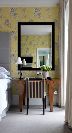 Number Sixteen hotel - London, United Kingdom. A handsome, well-kept townhouse just steps from the South Kensington Tube station, Number Sixteen hotel is the perfect base for shopping and cultural excursions into London's city centre.
