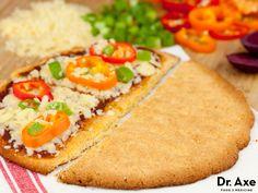 Coconut Crust Pizza Recipe