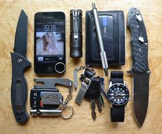 Alex's Every Day Carry
