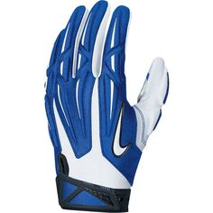 The Nike men's Superbad Football Glove: Tough protection and great touch. Football Gloves, Football Stuff, Superbad, Nike Men, Sneakers Nike, Mtb, Fishing, Touch, Shoes