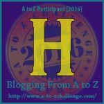 #AtoZChallenge  H is for HAVANESE