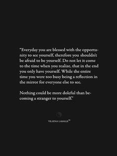 #reflection || #quote || #vilayna || #pinterest