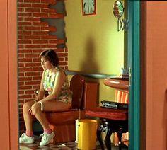 Bathroom, Almodóvar - Átame! (1989)