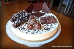 Food N, Sin Gluten, Cheesecakes, Tapas, Birthday Cake, Sweets, Healthy Recipes, Desserts, Relleno