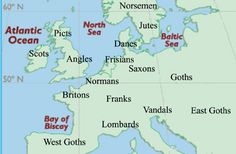 ancient germanic tribes - Google Search