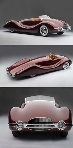 So damn FINE!  Follow eBay's sensational 'Dream Cars' board on Pinterest today: www.pinterest.com/ebay/dream-cars/ #Buick #Streamliner