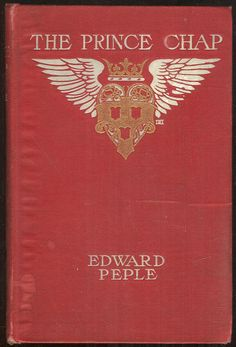 The Prince Chap by Edward Peple