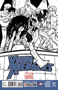 Young Avengers #1 - Style > Substance (Issue)