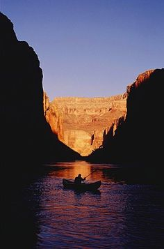 Rafting, boat on Colorado River in the evening, Grand Canyon, Arizona, USA… Arizona Usa, Colorado River, Rafting, Grand Canyon, Around The Worlds, Boat, Wallpapers, Stock Photos, Places