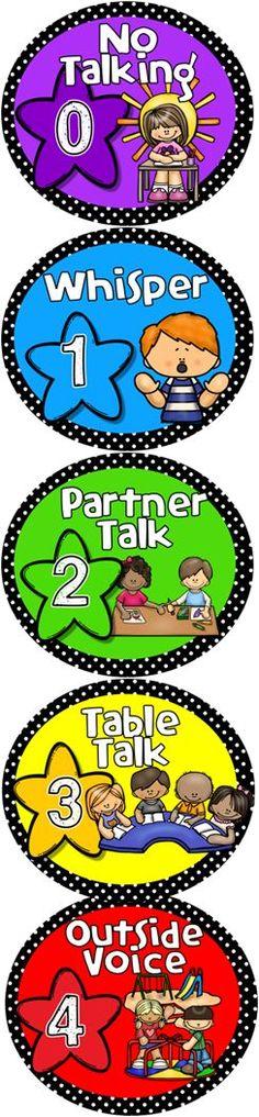 http://www.teacherspayteachers.com/Product/Sassy-Voice-Level-Chart-with-Kid-Friendly-Illustrations-Circular-Version-1413408
