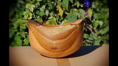 Ξυλοτορνος -Δημιουργοντας ενα μπολ απο ξυλο ευκαλυπτου / woodturning an ...