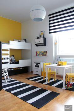 Children's room. Photo by Netta Tanhola / Pixarius www.pixarius.fi