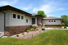 Van's Lumber & Custom Builders exterior views from area homes in Northeast Wisconsin.