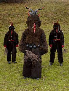 Krampus Smultronstället: Wilder Mann, by Charles Fréger Charles Freger, Tribal Costume, Celebration Around The World, Art Premier, Inspiration Art, Totems, Art Plastique, Folk Art, Character Design