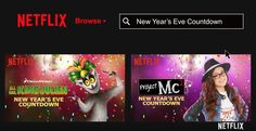 Netflix Ready for New Years Family Celebrations! Streaming Video Entertainment #HappyNewYears #Netflix #Programming #Family