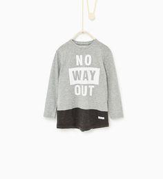 "Camiseta ""No way"""