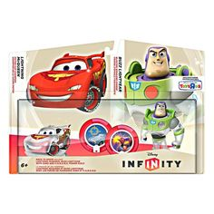 Disney Infinity Race to Space pack wi... (bestseller)