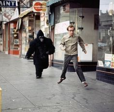 Woody Allen...?