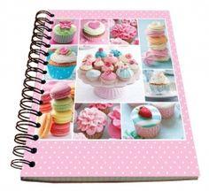 Spirálový blok - Cupcakes č. A5, Cupcakes, Breakfast, Food, Morning Coffee, Cupcake Cakes, Essen, Meals, Yemek
