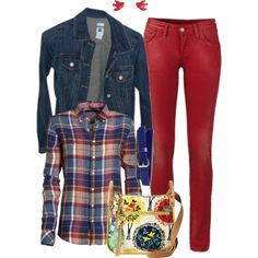"""Untitled #655"" by amy-devito-haustetter on Polyvore"