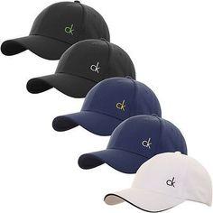 fc6ede21d030e Calvin  klein golf mens ck airtex  adjustable mesh cap  baseball hat - one