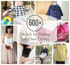 Great resource for free patterns and tutorials