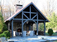 Homestead Timber Frames provides custom timber frame home design services to help get you in your dream timber frame home.