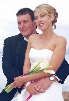 Beach side wedding at Sorrento with Tika & Andrew: Gippsland Wedding photographer,Anthony T Reynolds,now of MOE