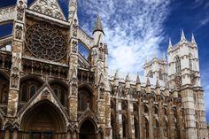 La #AbadiaDeWestminster de #Londres es el edificio de estilo gótico más alto del país. http://www.viajaralondres.com/?page=westminster.php