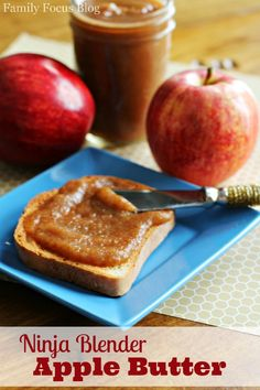 Make Apple Butter with for Your Ninja Blender