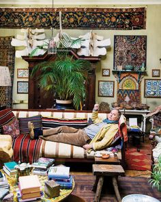 For the legendary expats of Tangier, a life devoted to beauty reaches full flower in this North African hothouse of history and hedonism.