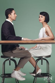 Looking Back At Andien And Ippe's Pre-Wedding Photos - 006