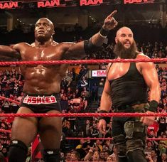 742 Best Bobby Lashley Images In 2019 Like You Monday Raw Mondays