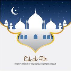 Free Eid Al Fitr Backgrounds & Wallpapers 2017 Vector Download http://www.cgvector.com/?s=ramadan