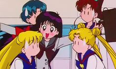 """judedeluca: """" Rei's girls are always mystified that her bullshit takes the forms of sparkles around her head. Sailor Moon Cakes, Sailor Moon Gif, Arte Sailor Moon, Sailor Moon Fan Art, Sailor Moon Character, Sailor Moon Wallpaper, Sailor Moon Crystal, Sailor Mars, Sailor Scouts"""
