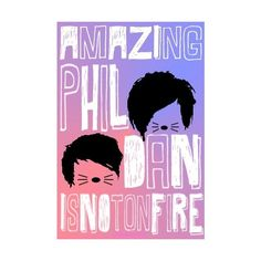 danisnotonfire | Tumblr ❤ liked on Polyvore featuring youtube, words, filler, pink, dan and phil, text, phrase, quotes and saying