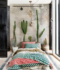 ORIGIN Magazine: PRINT (@originmagazine) • Instagram photos and videos Bohemian Bedroom Decor, Hippie Chic Decor, Decoration Design, House Design, Interior Design, Room Interior, Miranda Green, Cactus, Decor Ideas