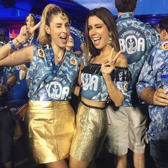 Look de blogueiras brasileiras no carnaval 2015 !  www.allani.com.br  veja mais no - > www.popday.com.br  Camila Coutinho