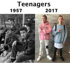 What's happened?