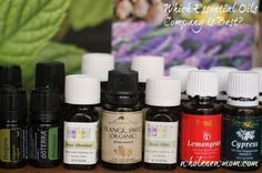 Essential Oils Showdown. why Native American essential oils are the best!