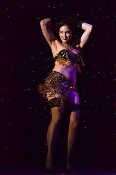 New Orleans Burlesque Festival 2012 by Offbeat Magazine, via Flickr #stockings