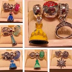 Pandora Disney Collection 2015