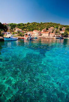 Elafits Islands near Dubrovnic in the Adriatic Coast, Croatia... http://biguseof.com/way-to-your-success