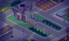 The Simpsons Tapped Out - Springfield Knowledgeum