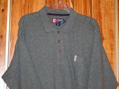 NWOT Men's Ralph Lauren Chaps Long Sleeve Green Soft Light Sweater Size XL New #Chaps #PullOver Now $12.87