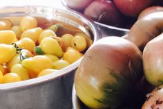 Home-Canned Tomatoes: A Tantalizing Taste of Nature in Winter (Evelyn Hadden, GardenRant)
