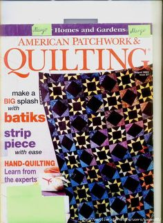 American Patchwork & Quilting no 57