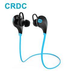 00ac4bc93a1 Sports Bluetooth Earphone Wireless Headset 4.1 In-Ears Stereo Music Earphone  With Mic Handsfree Headphone