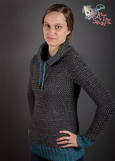 Ravelry - My favorite crochet pullover pattern by KT and the Squid